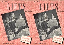 J & P Coats Book No. 226: Gifts - Crocheted and Knitted