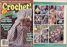 Hooked on Crochet! #57, May- June1996