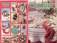 Annie's Crochet Newsletter #96, Nov- Dec 1998