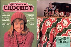 Quick & Easy Crochet, Fall 1986