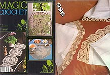Magic Crochet No. 27, October 1983