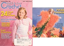 Quick & Easy Crochet, Sept/ Oct 2006