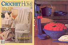 Crochet Home #16, Apr/ May 1990
