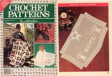 Crochet Patterns by Herrschners, Nov/Dec 1989