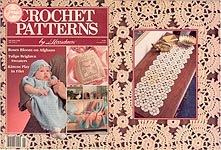 Crochet Patterns by Herrschners, May/June 1990