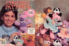 Crochet Patterns by Herrschners, Jul/Aug 1991