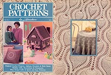Crochet Patterns by Herrschners, Vol. 1, No. 1, Sept/ Oct 1987