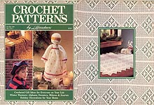 Crochet Patterns by Herrschners, Nov/Dec 1987