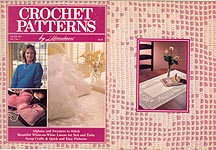 Crochet Patterns by Herrschners, Jan/Feb 1988