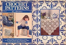 Crochet Patterns by Herrschners, May/Jun 1988