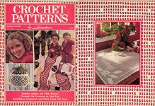 Crochet Patterns by Herrschners, Sept/ Oct 1988