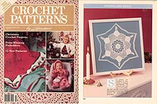 Crochet Patterns by Herrschners, Sept/ Oct 1989