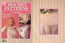 Crochet Patterns by Herrschners, Jan/Feb 1990