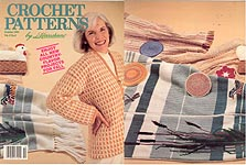 Crochet Patterns by Herrschners, Oct 1991