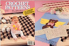 Crochet Patterns by Herrschners, April 1992