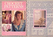 Crochet Patterns by Herrschners, Mar/Apr 1988