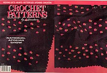 Crochet Patterns by Herrschners, Jan/Feb 1991