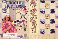 Crochet Patterns by Herrschners, June 1992