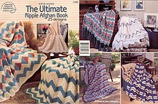 The Ultimate Ripple Afghan Book, American School of Needlework