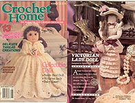 Crochet Home #22, Apr/ May 1991