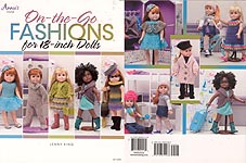 Annie's On- the- Go Fashionso for 18 Inch Dolls
