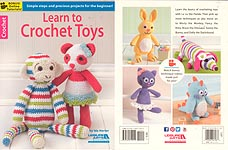 LA Learn to Crochet Toys