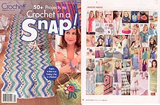 Crochet! 50+ Projects to Crochet in a Snap!