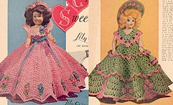 Lily Crinoline Sweetheart/ Strolling Down the Avenue