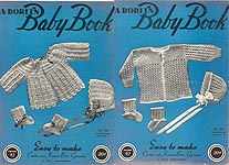 Doreen Baby Book: Easy to Make Crochet and Knitted Baby Garments