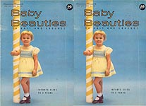 Star Book No. 138: Baby Beauties to Knit and Crochet