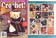 Hooked on Crochet! #53, Sept - Oct 1995