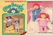 Xavier Roberts Presents Cabbage Patch Kids� Crocheted Outfits