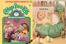 Xavier Roberts Presents Cabbage Patch Kids� Crocheted Funwear