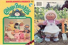 Xavier Roberts Presents Cabbage Patch Kids� Crochet for Preemies