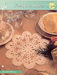 HWB Collectible Doily Series: Cream Breeze