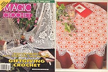 Magic Crochet No. 99, December 1995