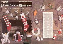 Leisure Arts Christmas Designs to Knit and Crochet