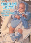 Leisure Arts Snowflake Baby Layette