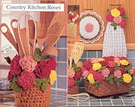 Annie's Attic Country Kitchen Roses