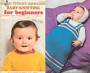 Mon Tricot Special: Baby- Knitting For Beginners