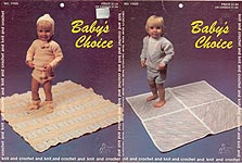 Bates Baby's Choice Knit and Crochet