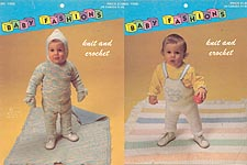 Bates Baby Fashions Knit and Crochet