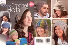Annie's Modish Crochet Hats