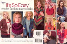 Annie's It's So Easy Crochet Fashions & Accessories