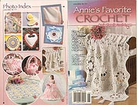 Annie's Favorite Crochet #117, June 2002