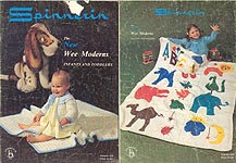 Spinnerin The New Wee Moderns Infants & Toddlers, Volume 232