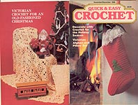 Quick & Easy Crochet, Nov/ Dec 1988