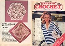 Quick & Easy Crochet, July - Aug 1989