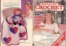 Quick & Easy Crochet, Jan/ Feb 1990