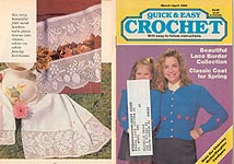 Quick & Easy Crochet, Mar/ Apr 1990
